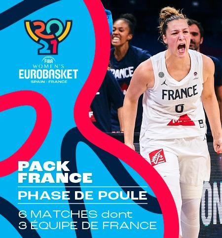 PACK FRANCE - PHASE DE POULE